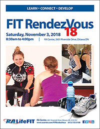 FIT RendezVous 2018 - Conference Brochure