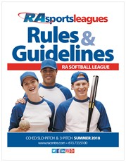 Softball Rules & Regulations