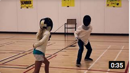 Fencing Camp Summer 2018 Video