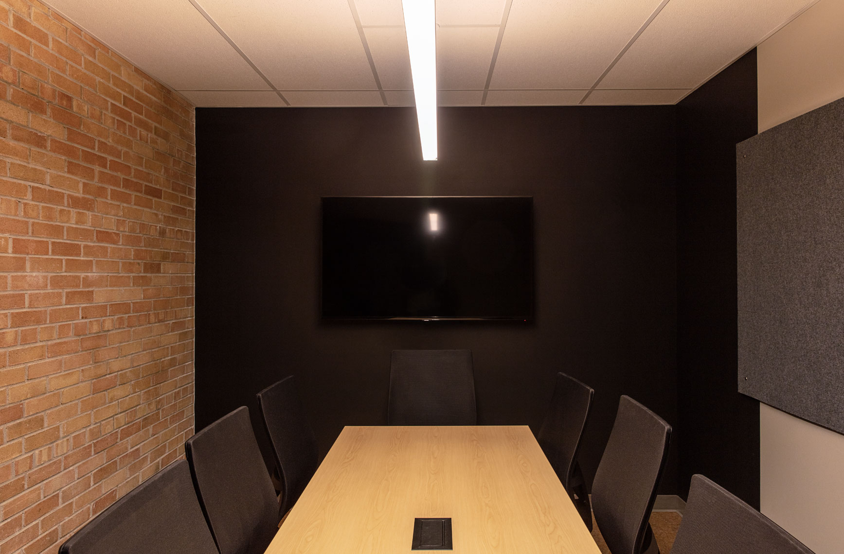 M.P. Lundy Meeting Room