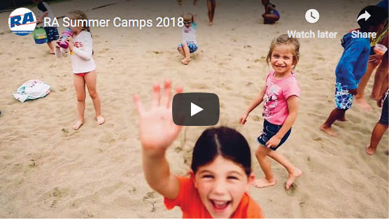 RA Camp videos, photos and newsletters