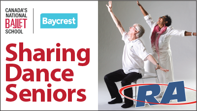 Sharing Dance Seniors