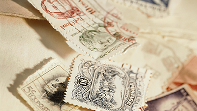 Discover Stamps